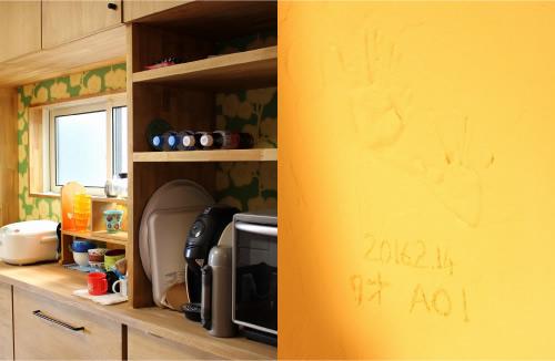 共に暮らす空間を家族と一緒に作り上げる経験